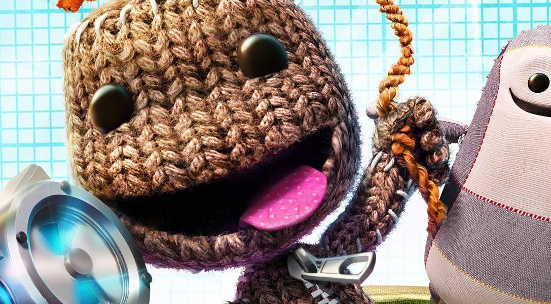 Dans les coulisses de la Game Jam LittleBigPlanet 3