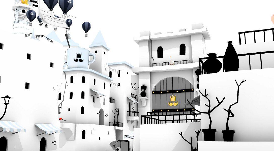 The Unfinished Swan sort sur PS4 et PS Vita la semaine prochaine