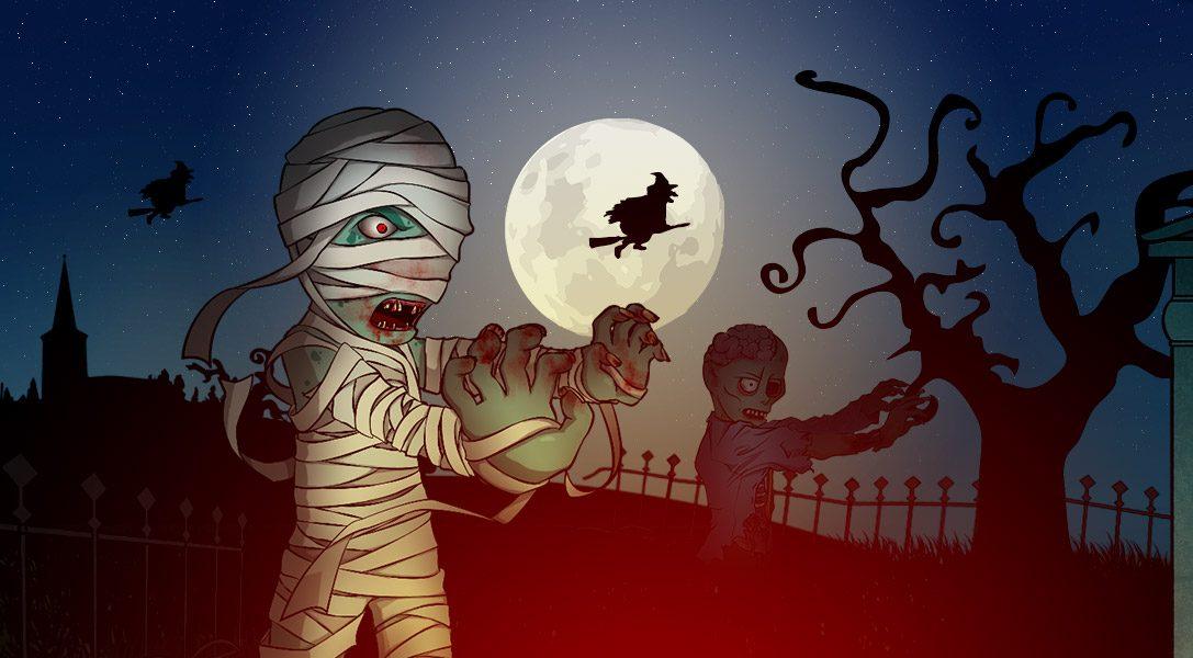 Promotions spéciales Halloween et jeux d'horreur sur le PlayStation Store