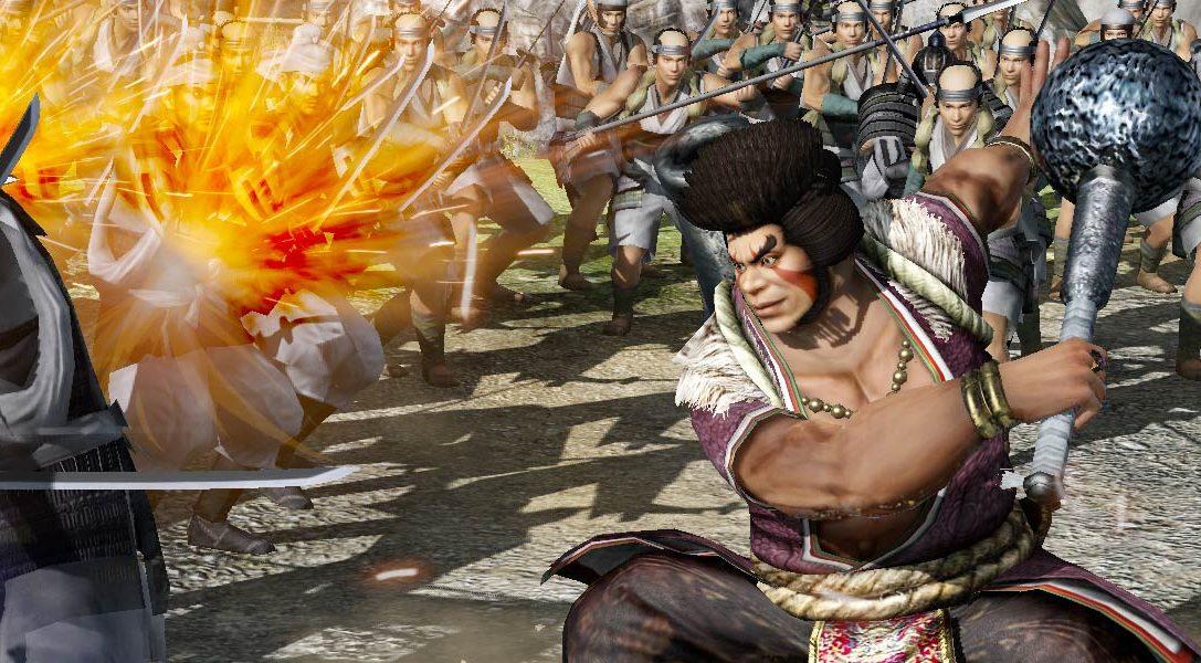 Samurai Warriors 4 disponible sur PS4, PS3 et PS Vita cette semaine