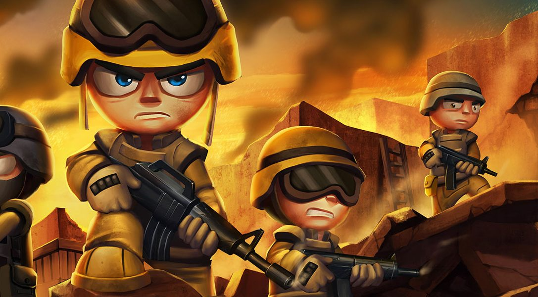 Tiny Troopers Joint Ops sortira le 29 octobre sur PS3 et PS Vita