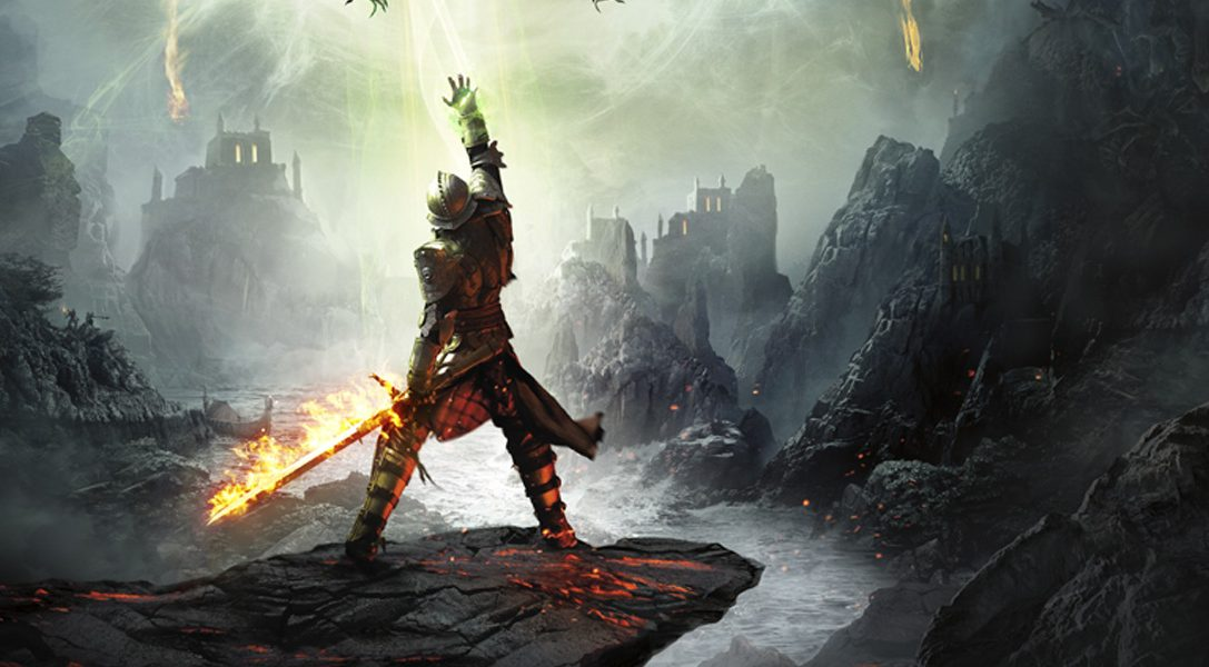 Nouveau trailer inédit de Dragon Age : Inquisition