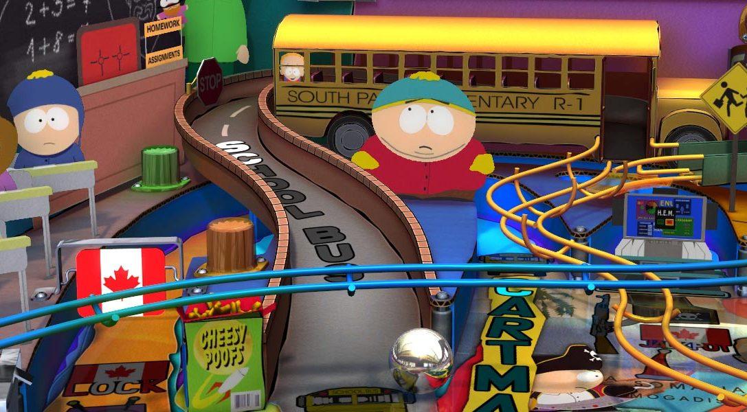 South Park déboule dans Zen Pinball 2