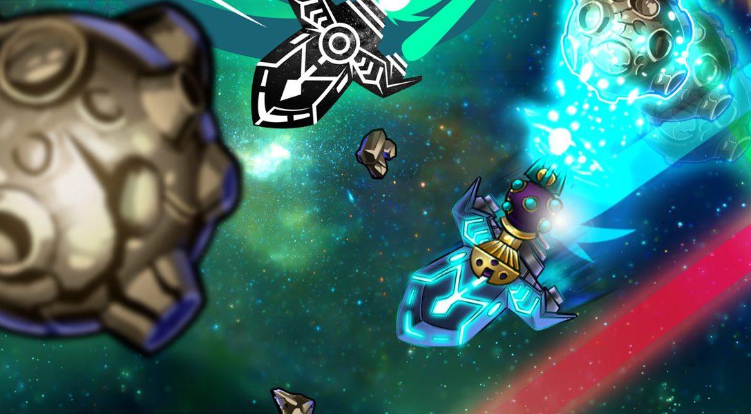 In Space We Brawl sera disponible sur PS4 et PS3 la semaine prochaine, prêt à la castagne sidérale ?
