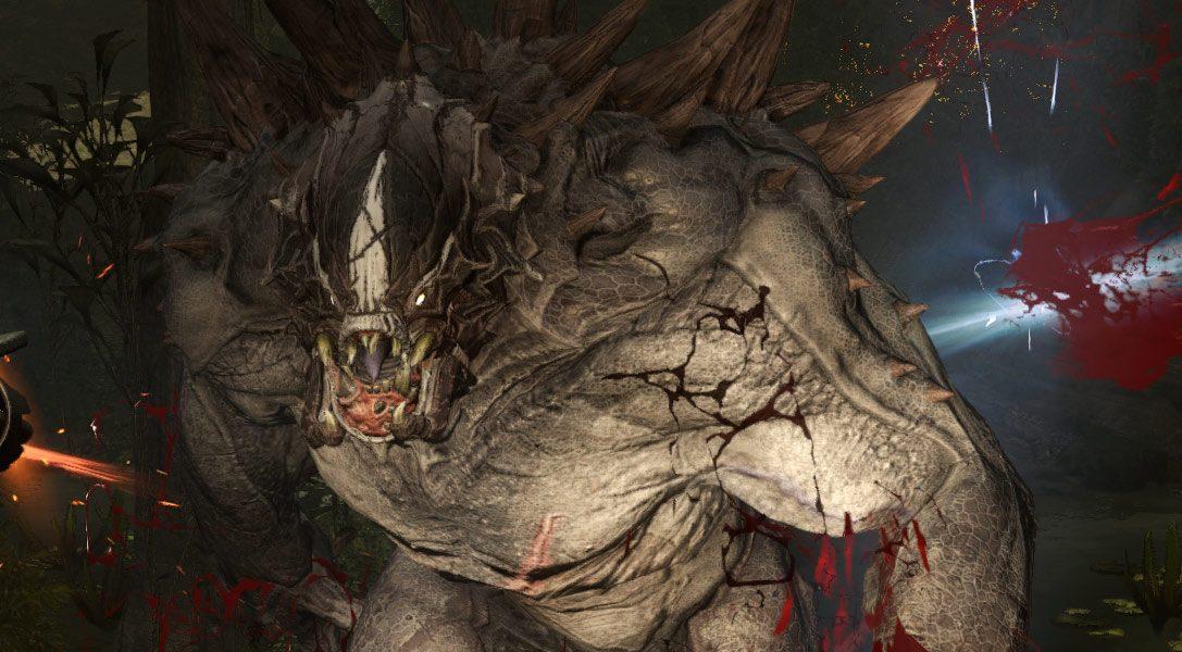 Evolve : jouez à la Big Alpha du jeu pour Halloween