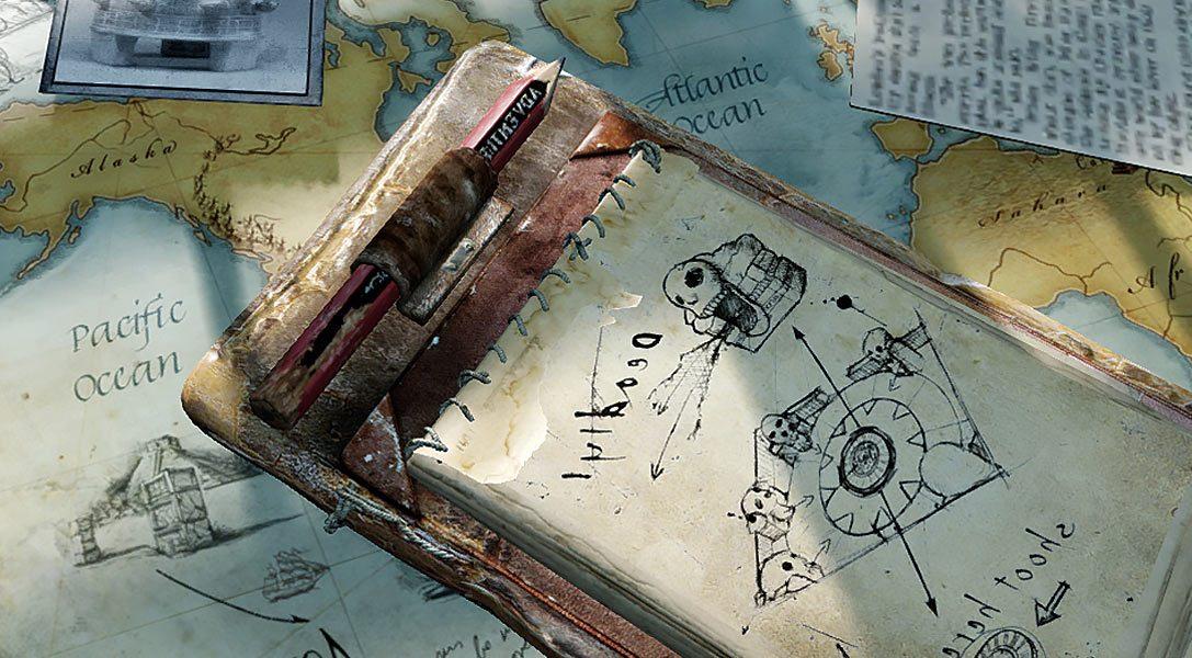 Le FPS Deadfall Adventures: Heart of Atlantis arrive en octobre sur PS3