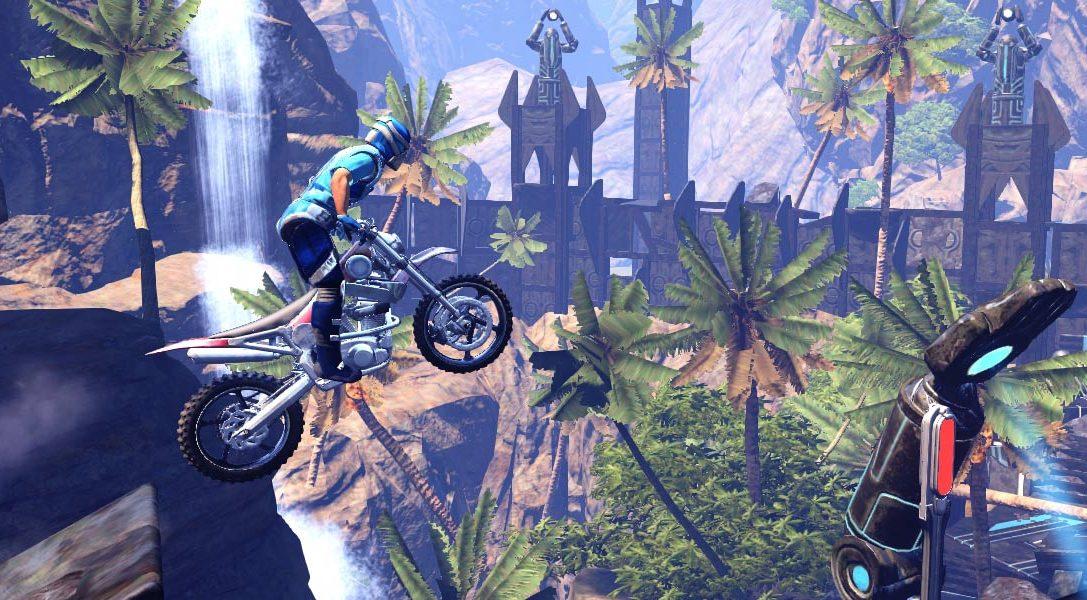 Trials Fusion : ridez les profondeurs abyssales du nouveau DLC