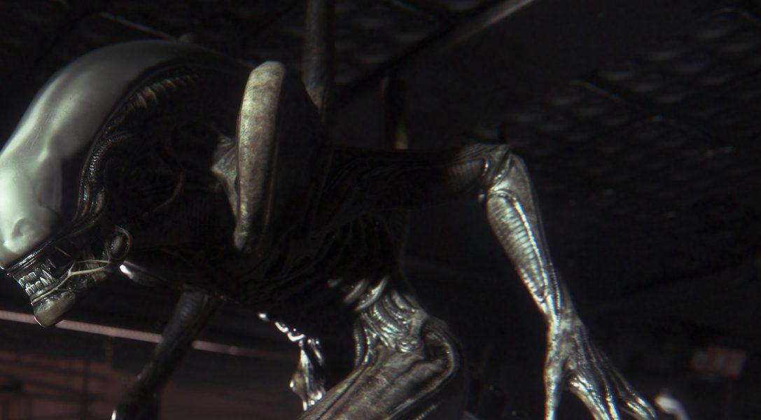 D'icône du cinéma à terreur du jeu vidéo, comment Creative Assembly a créé Alien sur PS4 et PS3