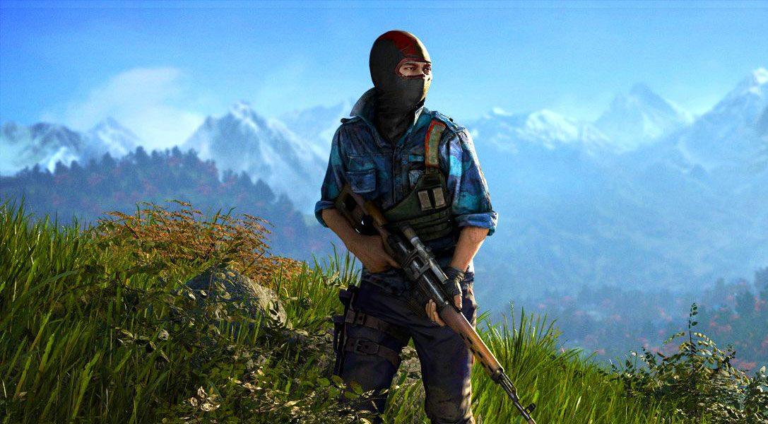 Nouveau trailer Far Cry 4 : l'arsenal à votre disposition