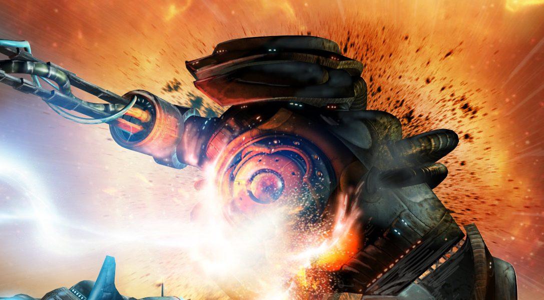 Söldner-X 2: Final Prototype prévu sur PS Vita cet hiver