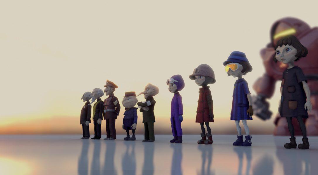 Comment ont été créés les graphismes saisissants de The Tomorrow Children sur PS4