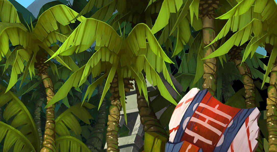 Le jeu d'aventure et de survie Lost Sea sortira sur PS4