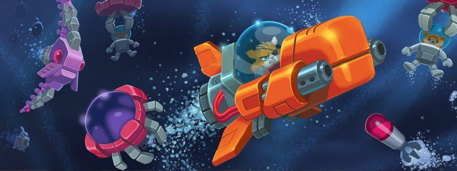 Aqua Kitty – Milk Mine Defender DX va bientôt sortir sur PS4 et PS Vita