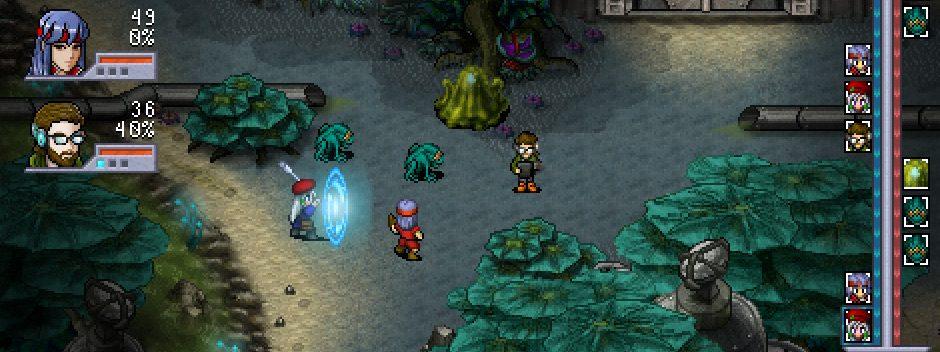 Création de la musique pour le RPG Cosmic Star Heroine, à venir sur PS4/PS Vita