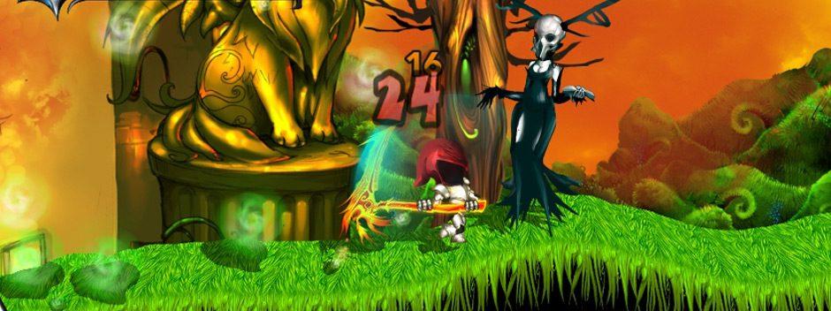 Death Tales, un RPG d'action en coop et gratuit sur PS Vita
