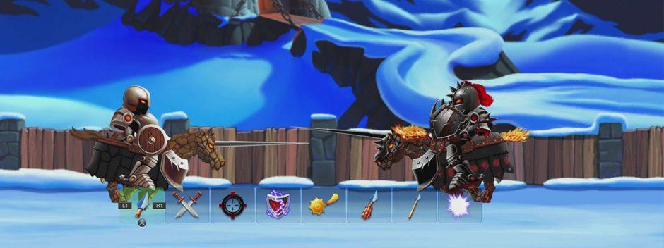 Shake Spears! arrive au galop sur PS3 et PS Vita