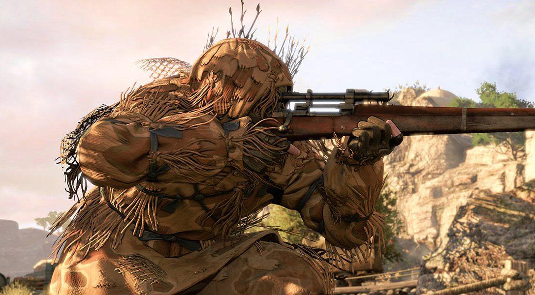 Nouvelles fonctionnalités et contenu inédit pour Sniper Elite 3 dès demain
