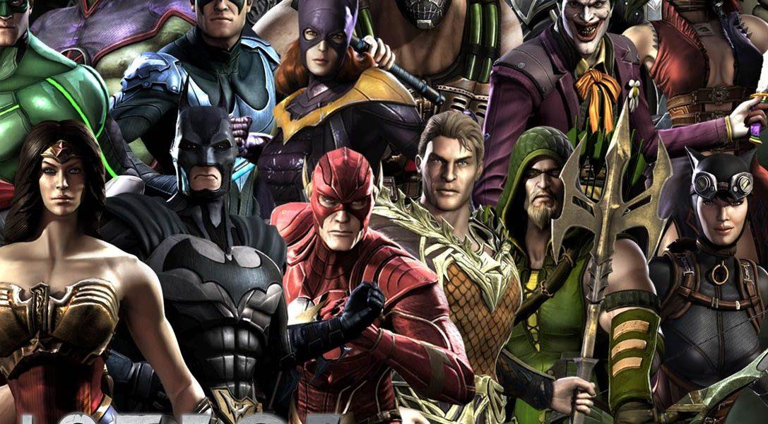 PlayStation Plus de décembre : Injustice, Hitman…