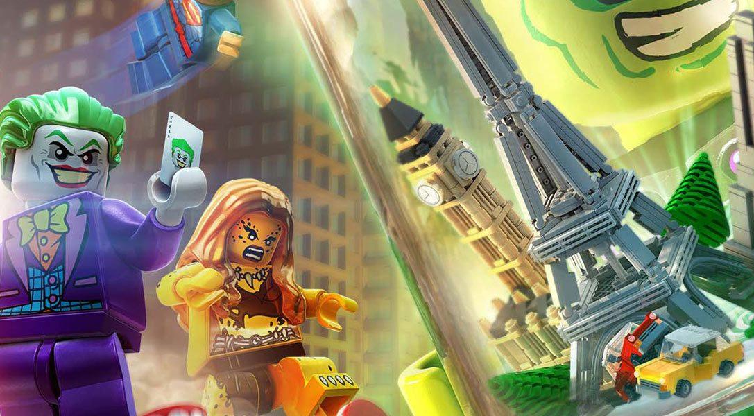 Mise à jour du PlayStation Store : Assassin's Creed Unity et Rogue, PES 2015, LEGO Batman 3…