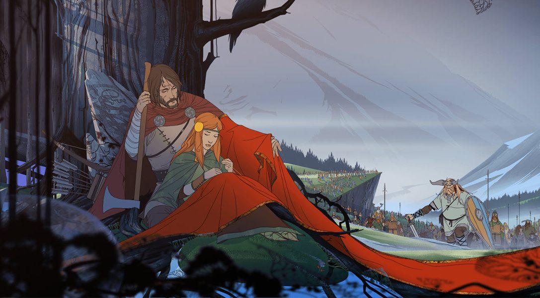 The Banner Saga, Armikrog, Kyn et Toren sont tous confirmés sur PS4