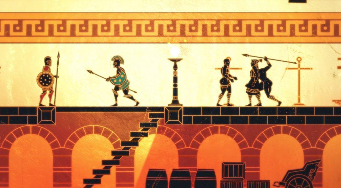 Nouveau trailer d'Apotheon, un jeu PS4 inspiré de la mythologie grecque
