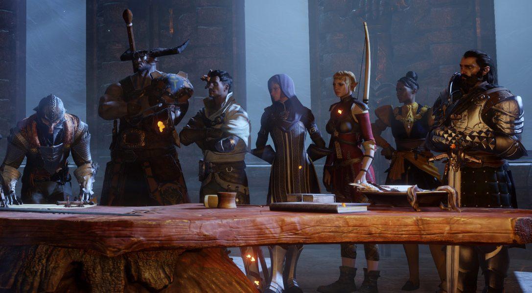 La prise en main de Dragon Age: Inquisition facilitée pour les nouveaux joueurs