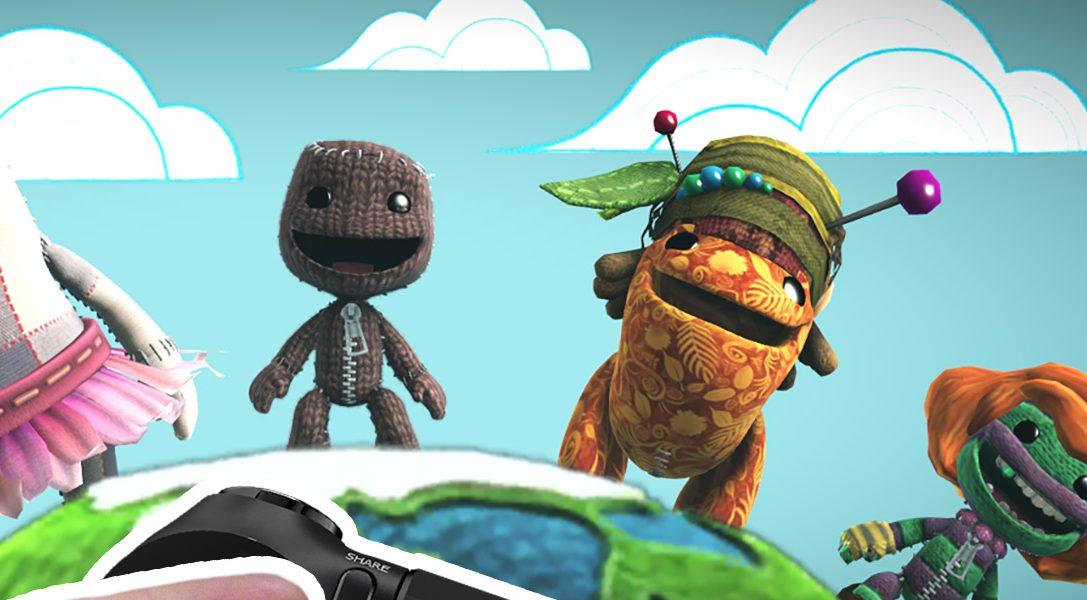 Comment occuper votre première semaine sur LittleBigPlanet 3 ?