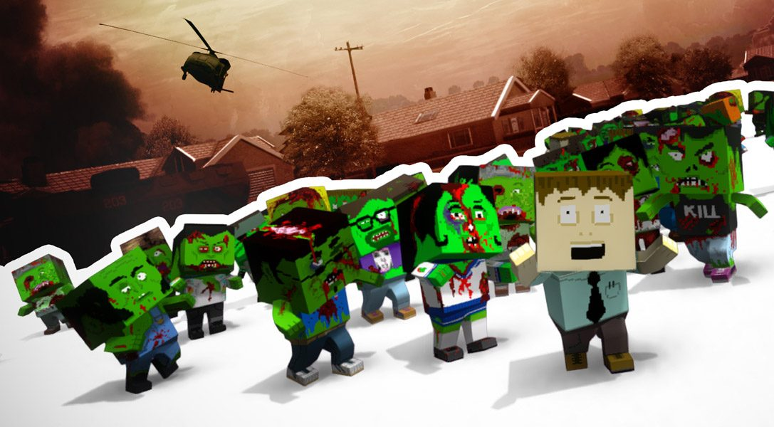 The Hungry Horde sort sur PS Vita cette semaine