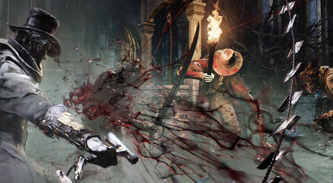 Plus de détails sur Bloodborne : les chasseurs et le cimetière Hemwick