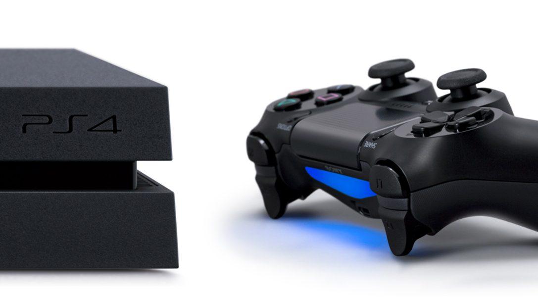 La PlayStation 4 fête son 1er anniversaire !