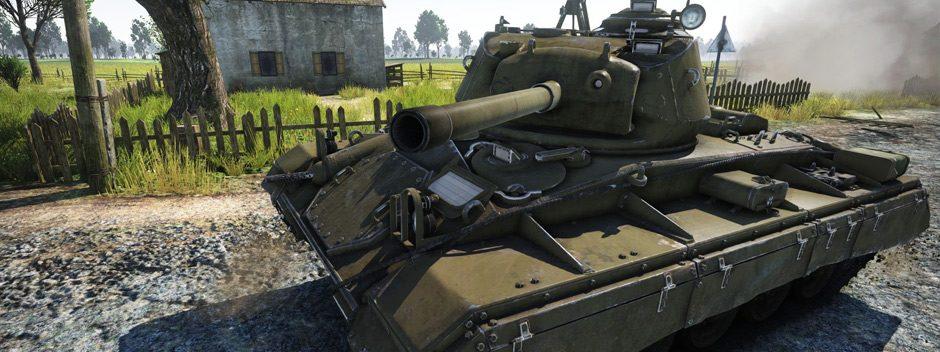 War Thunder fête son 1er anniversaire avec un nouveau DLC
