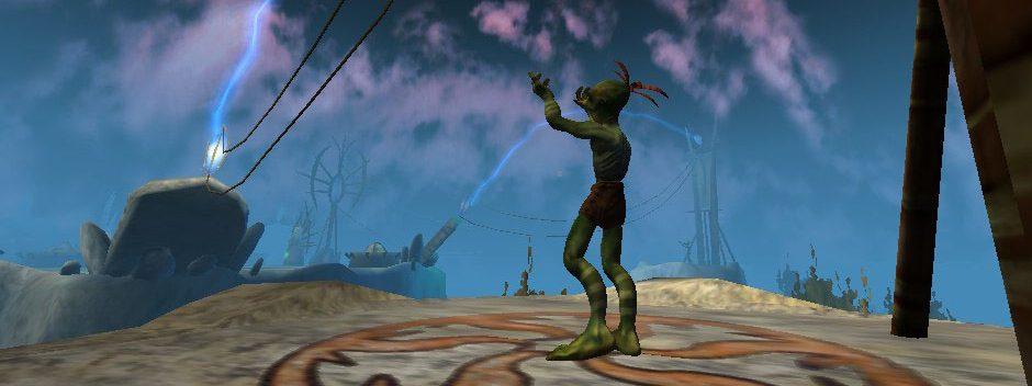 Oddworld : L'Odyssée de Munch HD arrive sur PS Vita cette semaine