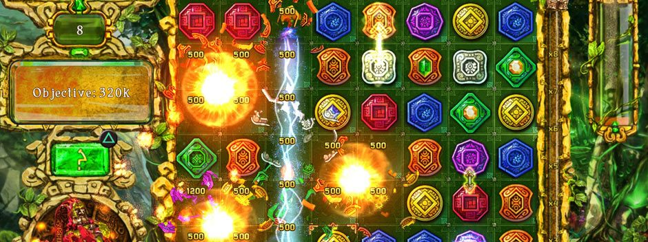 Treasures of Montezuma: Arena sort aujourd'hui sur PS3