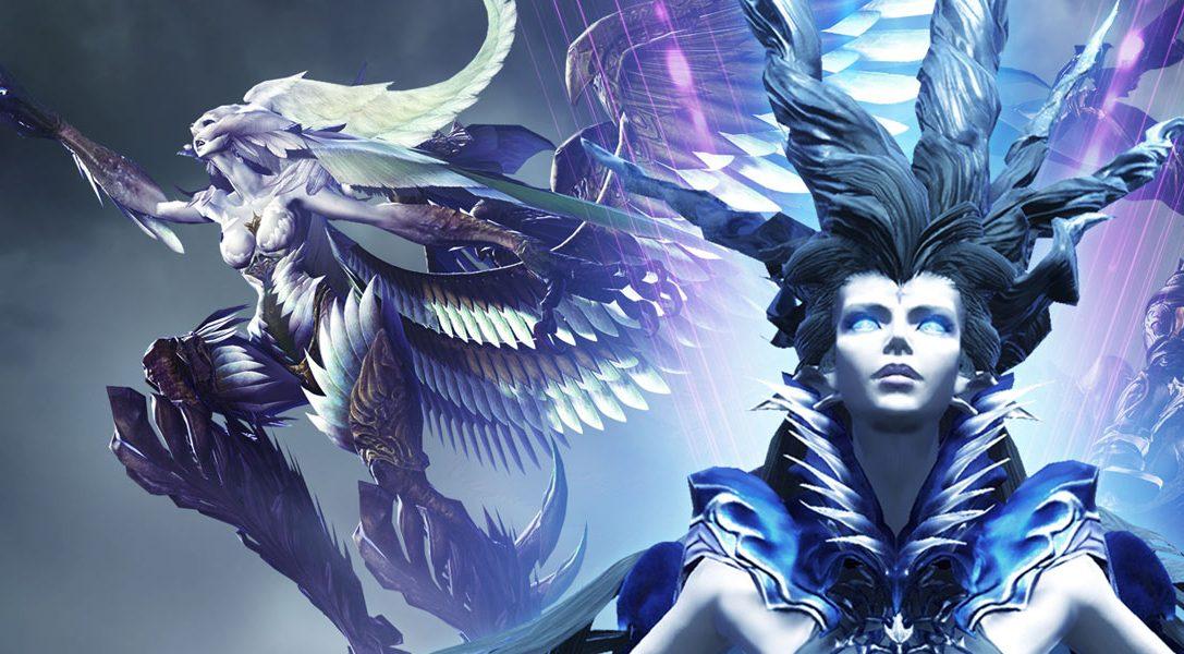 Essayez Final Fantasy XIV: A Realm Reborn gratuitement sur PS4