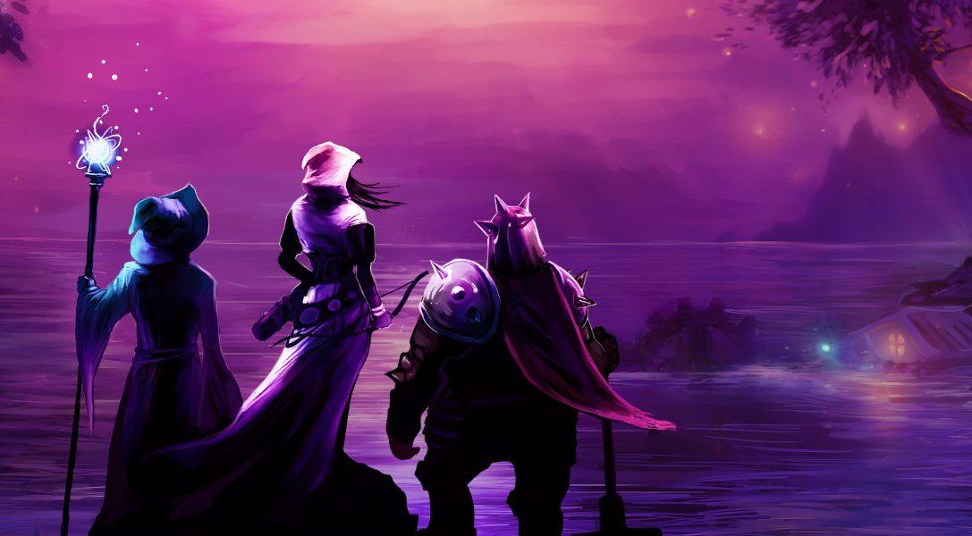 Trine Enchanted Edition sort cette semaine sur PS4