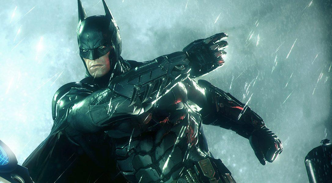Nouvelle bande-annonce de Batman: Arkham Knight avec les missions exclusives PlayStation
