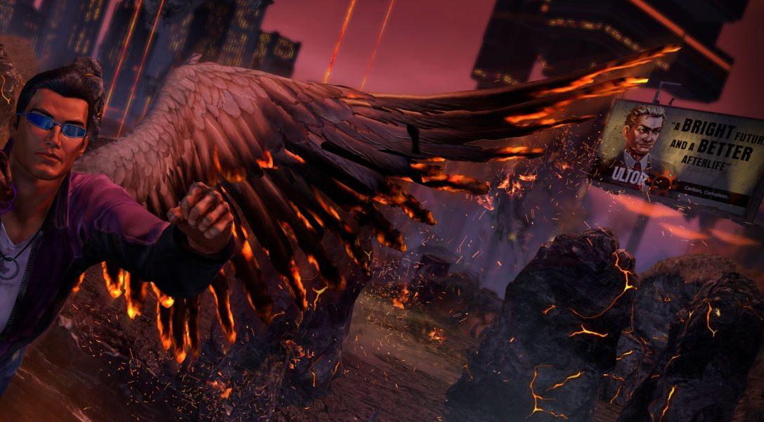 Saints Row: Gat Out Of Hell, pour la musique l'inspiration est venue des films Disney