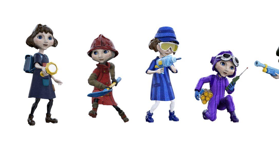 Découvrez le gameplay de The Tomorrow Children dans 3 nouvelles vidéos