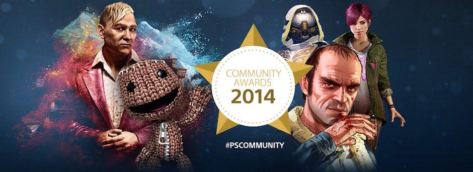 Community Game Awards 2014 : les jeux qui vous ont le plus marqué