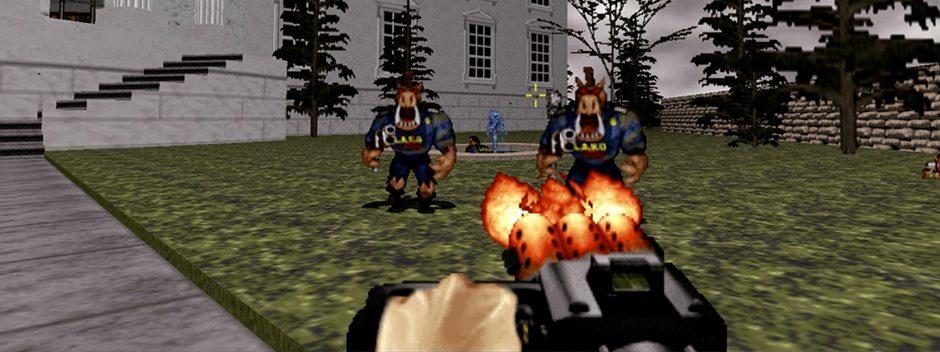 Duke Nukem 3D: Megaton Edition disponible demain sur PS3 et PS Vita