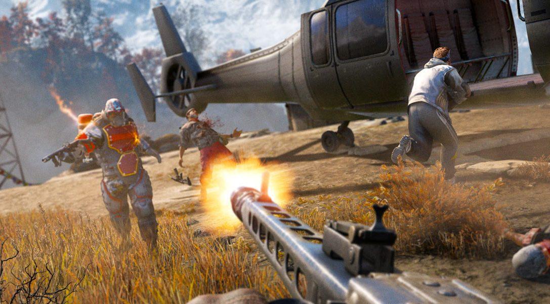 Mise à jour du PlayStation Store : Joe Danger 2 et les DLCs de Far Cry 4 et Assassin's Creed Unity