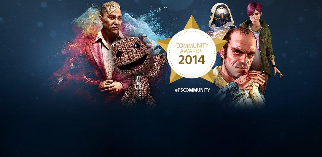 À vous de voter pour les meilleurs vilains, héros et vos moments PlayStation préférés de 2014