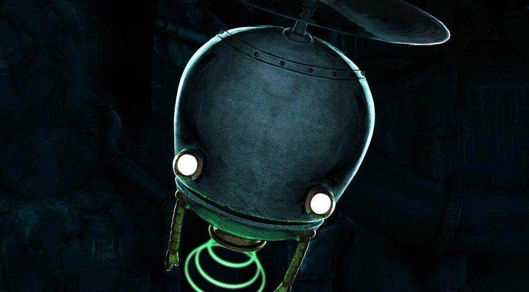 Unmechanical: Extended, jeu d'aventure/énigmes, sort sur PS3 & PS4 le mois prochain