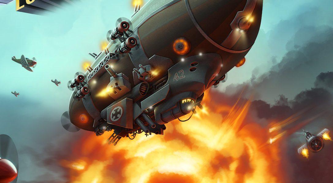 Le jeu de tir rétro Aces of the Luftwaffe arrive sur PS4 la semaine prochaine