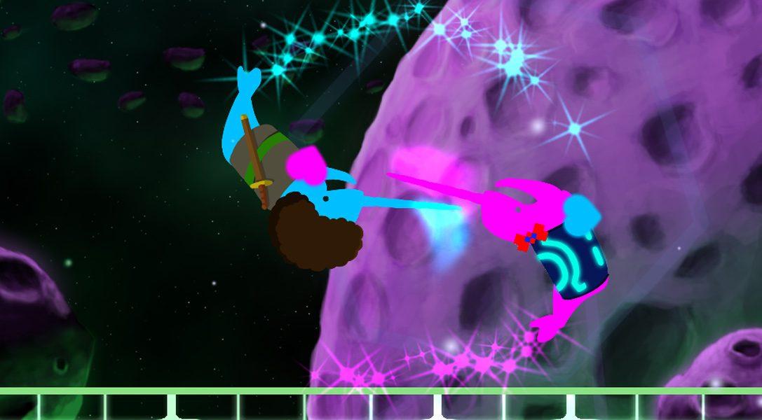 Starwhal fait sortir ses narvals spatiaux en mars sur PS4 et PS3