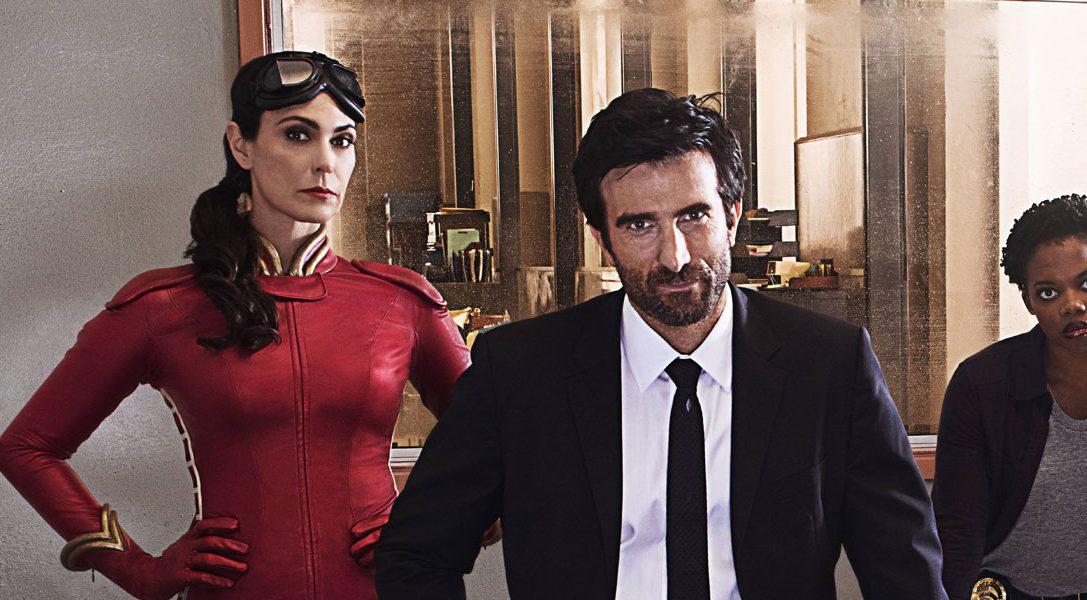 La série de super héros POWERS arrivera aussi en France