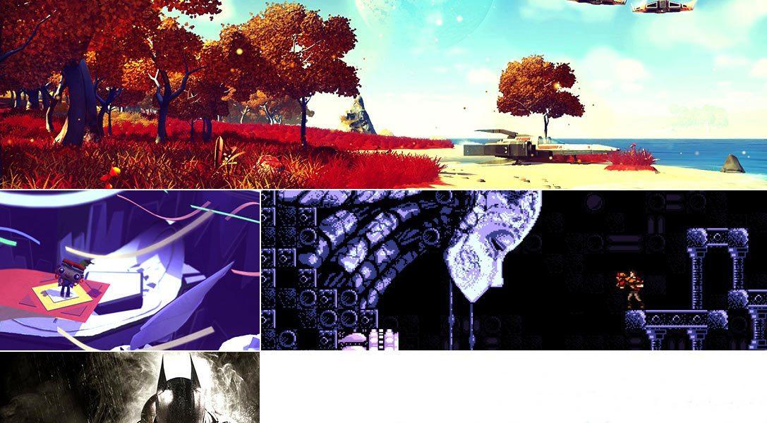La liste ultime des jeux PS4, PS3 et PS Vita de 2015