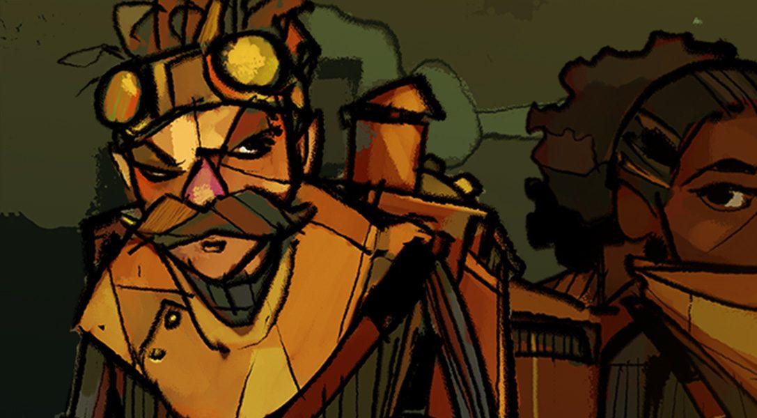 Explorez la cybercriminalité dans un univers steampunk avec The Swindle