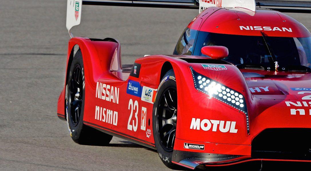 Les vainqueurs de GT Academy au volant de Nissan pour les 24H du Mans
