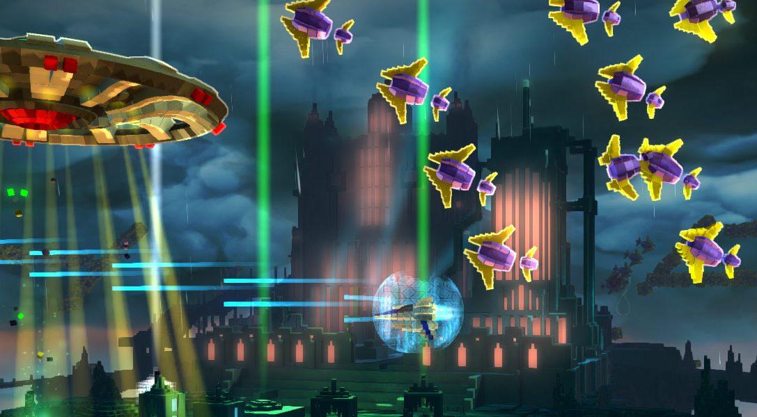 Resogun: Defenders arrive sur PS4 le 18 février